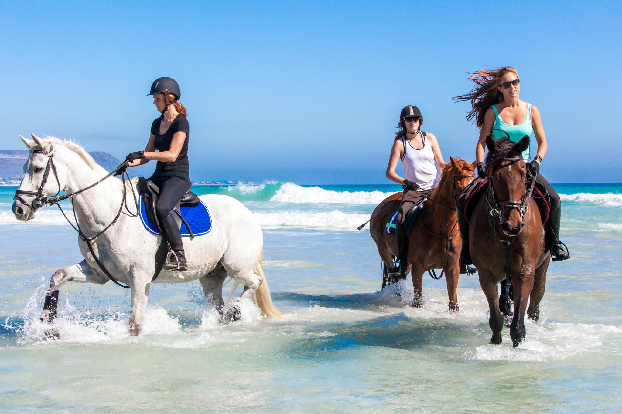 Carmen Lorraine Photography | Horse riding on the beach ... Horseback Riding On The Beach Photography